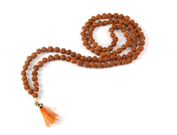 Rudraksha Jaap Mala for Astrology, Yoga Mediation Mala