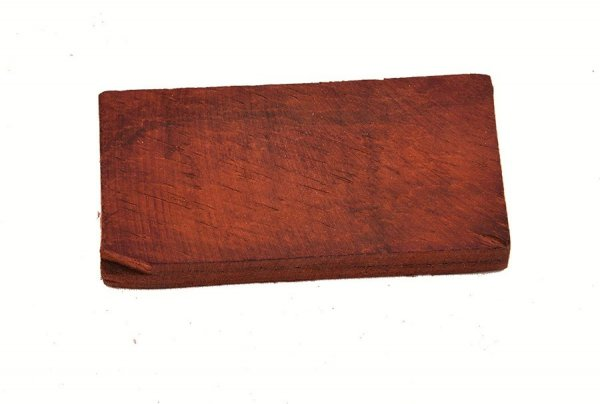 Original Red Sandalwood (Lal Chandan) Stick  1 Piece 45 - 50 Grams - Chandan Lakdi - Chandan Stick - Lal Chandan Ki Lakdi -
